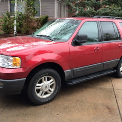2006 Ford Expedition 2006 Ford ExpeditionI have chosen to list this vehicle on Blinker Blinker o
