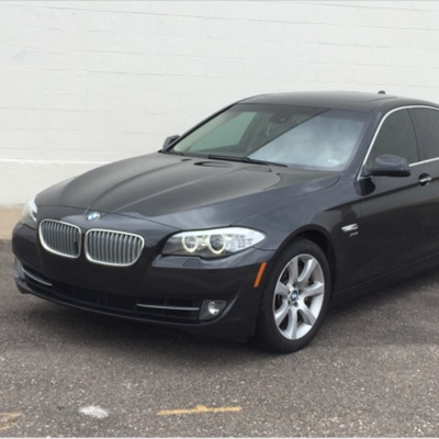 2011 BMW 5-Series 2011 BMW 5-SeriesI have chosen to list this vehicle on Blinker Blinker offers
