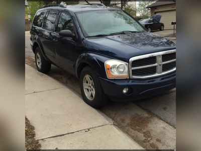 2006 Dodge Durango 2006 Dodge DurangoI have chosen to list this vehicle on Blinker Blinker offer