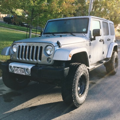 2015 Jeep Wrangler 2015 Jeep WranglerI have chosen to list this vehicle on Blinker Blinker offer