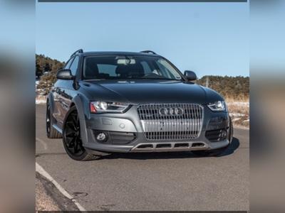 2014 Audi Allroad 2014 Audi AllroadI have chosen to list this vehicle on Blinker Blinker offers