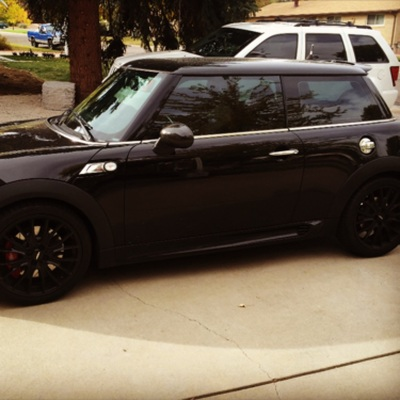 2009 Mini Cooper 2009 Mini CooperI have chosen to list this vehicle on Blinker Blinker offers ma