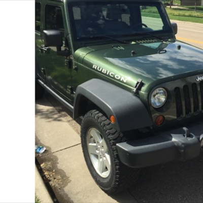 2009 Jeep Wrangler 2009 Jeep WranglerI have chosen to list this vehicle on Blinker Blinker offer