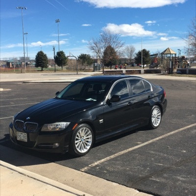 2009 BMW 3-Series 2009 BMW 3-SeriesI have chosen to list this vehicle on Blinker Blinker offers